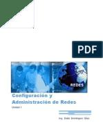 Configuración y Administración de Redes 2011