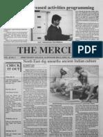 The Merciad, Sept. 19, 1991