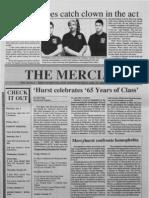 The Merciad, Oct. 3, 1991
