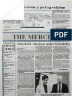 The Merciad, Oct. 10, 1991