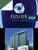 Fusion Office Tower | Salas e Lojas Comerciais | Jacarepaguá | Portal Imoveislancamentos RJ