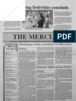 The Merciad, Oct. 17, 1991