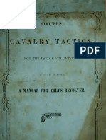 (1861) Cooper's Cavalry Tactics for the Use of Volunteers and a Manual for Colt's Revolver