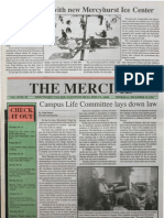 The Merciad, Dec. 12, 1991