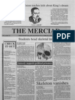 The Merciad, Jan. 23, 1992
