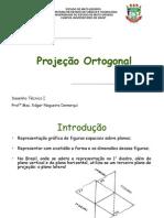 PROJEÇÃO ORTOGONAL
