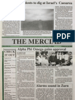 The Merciad, March 19, 1992