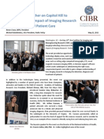 CIBR Congressional Events Summary-medical Technology