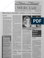 The Merciad, Sept. 17, 1992