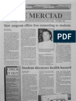 The Merciad, Oct. 1, 1992