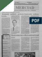 The Merciad, Oct. 8, 1992