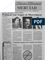 The Merciad, Oct. 15, 1992