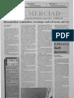 The Merciad, Oct. 22, 1992