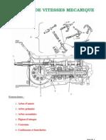 Automobile - Boite De Vitesses Mécanique - Fr 10 Pg