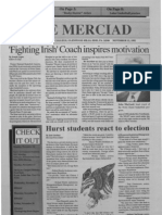 The Merciad, Nov. 29, 1992