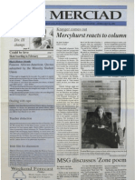 The Merciad, Feb. 10, 1994