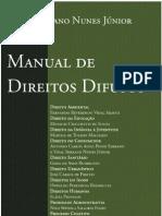 Manual de Direitos Difusos divulgação