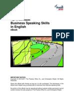 Business Speaking Skills in English_Ebook