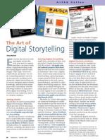 Digital Storytelling School Arts Oct 07