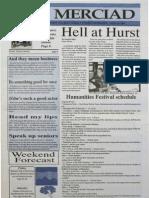 The Merciad, April 14, 1994