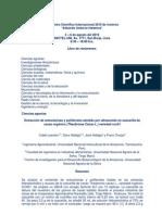 libro de resúmenes ECI2010i