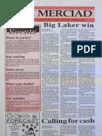 The Merciad, Feb. 9, 1995