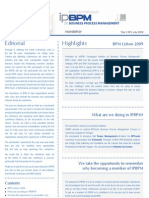 Newsletternº2IPBPM