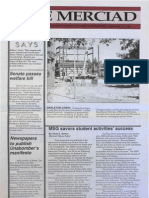 The Merciad, Sept. 21, 1995