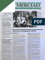 The Merciad, Sept. 28, 1995