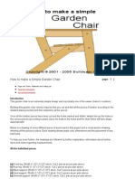 Garden Chair2