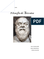 Filosofía de Sócrates