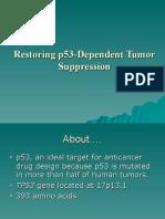 P 53 Tumor Suppressor