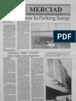 The Merciad, Sept. 26, 1996