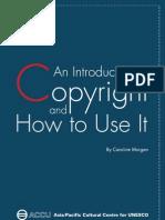 Copyright Booklet 2008