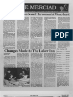 The Merciad, March 20, 1997