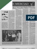 The Merciad, April 3, 1997