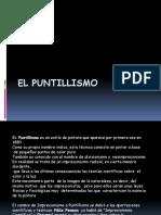 EL PUNTILLISMO
