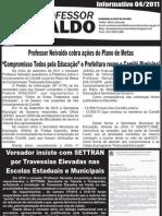 PROFESSOR NEIVALDO - INFORMAÇÃO_04_2011