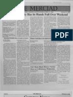 The Merciad, Feb. 12, 1998