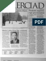 The Merciad, Jan. 14, 1999