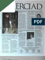 The Merciad, April 9, 1999