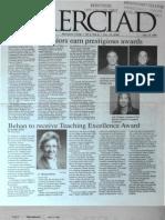 The Merciad, May 14, 1999