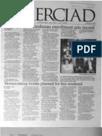 The Merciad, Sept. 12, 1999