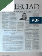 The Merciad, Oct. 6, 1999