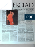 The Merciad, May 2, 2000