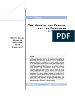 The Hunter Farmer Fisherman