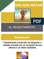 EL RESENTIMIENTO