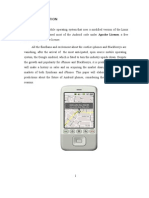 Android Document for Paper presentation