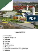 Energy Efficiency in Green Building