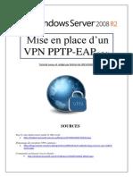 VPN PPTP-EAP sous Server 2008 R2 (tuto de A à Z)